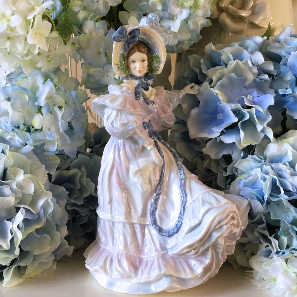 royal doulton, forget me not
