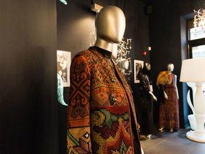 Одежда с вышивкой от Виктории Гресь — выставка «Timeless Gres». Ярмарка Мастеров - ручная работа, handmade.