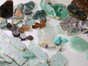 Новая коллекция камней | Ярмарка Мастеров - ручная работа, handmade