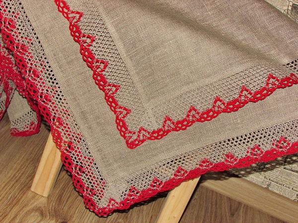 Новогодняя распродажа льняного текстиля !!!!   Ярмарка Мастеров - ручная работа, handmade