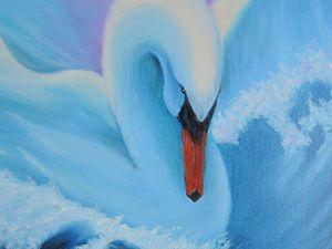 Символы - Лебедь | Ярмарка Мастеров - ручная работа, handmade