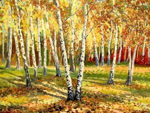 Осень — лучший художник! Скидки на осенние картины!. Ярмарка Мастеров - ручная работа, handmade.