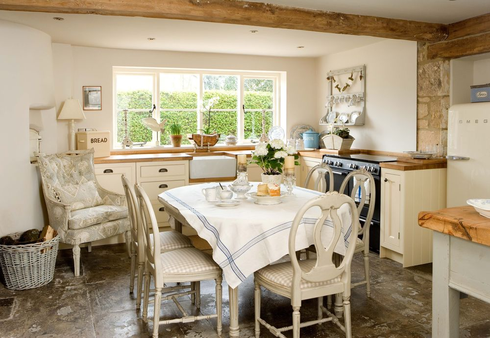 Such a Cozy and Homey Country Style: Its Types and Ideas for Inspiration, фото № 31
