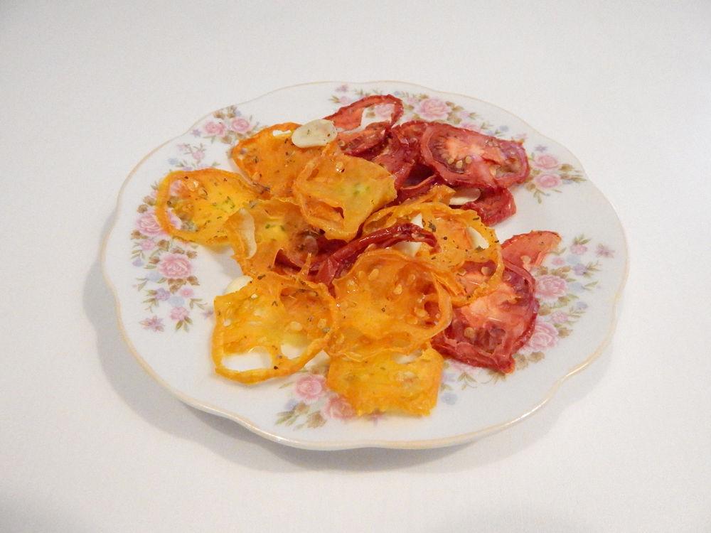 Вкусные чипсы из тыквы., фото № 10