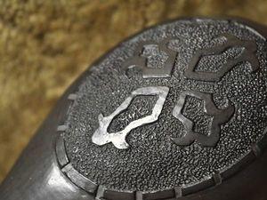 Звучание окарины с орнаментом. Ярмарка Мастеров - ручная работа, handmade.