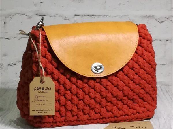 84c56c66480f Уход за сумками из трикотажной пряжи | Ярмарка Мастеров - ручная работа,  handmade