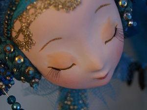 Птичка Агнесса.Новая кукла.Многофото)). Ярмарка Мастеров - ручная работа, handmade.