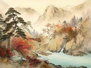 Японские Пейзажи Koukei Kojima. Ярмарка Мастеров - ручная работа, handmade.