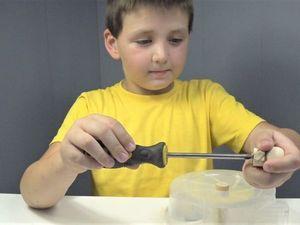 Творим с детьми: взбивалка для мыльных пузырей. Ярмарка Мастеров - ручная работа, handmade.