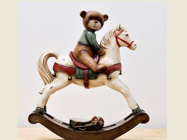 Первый день осени! Розыгрыш лошадки - качалки завершен. Итоги   Ярмарка Мастеров - ручная работа, handmade