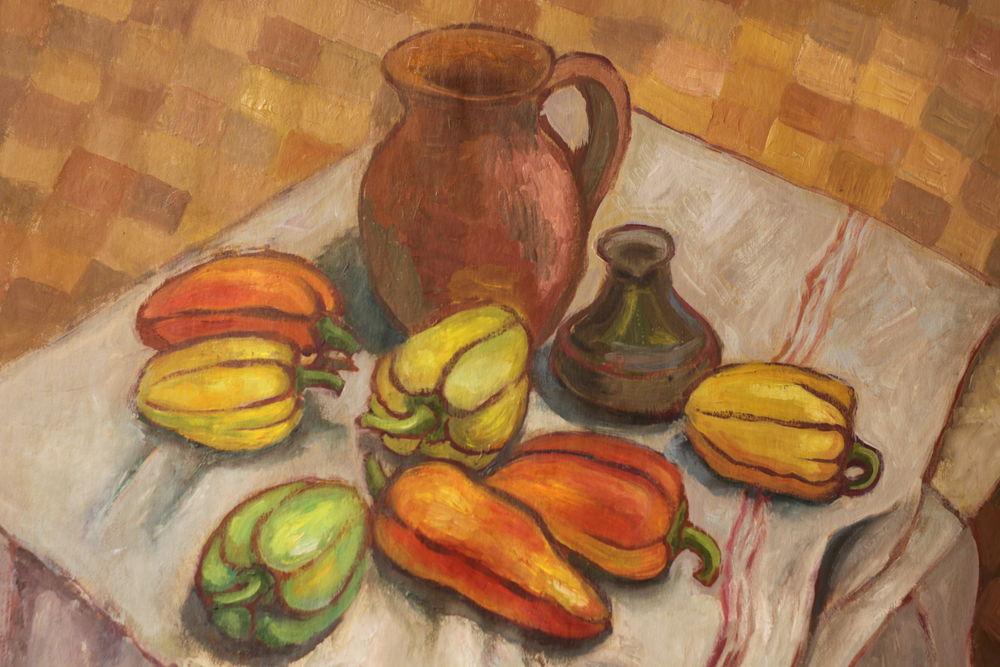 акция, масло, картина для интерьера, живопись маслом