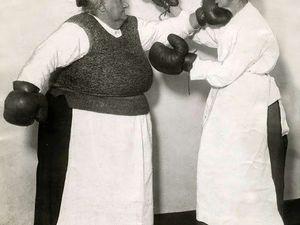 Женский бокс 1890-х годов | Ярмарка Мастеров - ручная работа, handmade