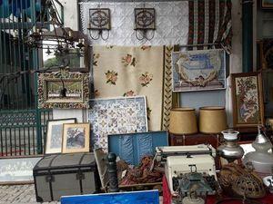 Блошиный рынок в Лиссабоне. Ярмарка Мастеров - ручная работа, handmade.