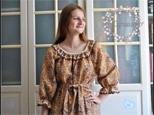 История одного платья... | Ярмарка Мастеров - ручная работа, handmade