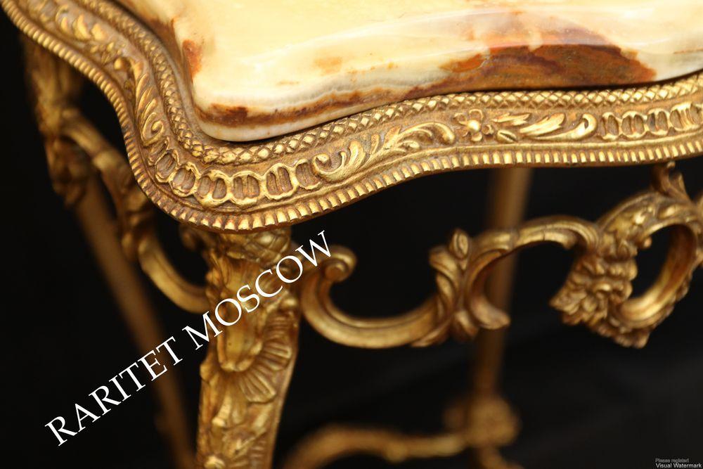 бронзовая этажерка