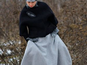 Фотоотчёт с третьего занятия Курса по одежде Ирины Федотовой.. Ярмарка Мастеров - ручная работа, handmade.