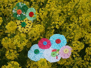 Мода сезона - яркие цветы! | Ярмарка Мастеров - ручная работа, handmade