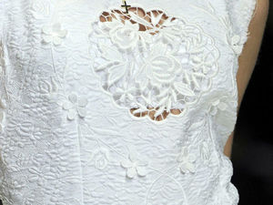 Кружевное изящество в коллекции Dolce & Gabbana весна-лето 2011. Ярмарка Мастеров - ручная работа, handmade.