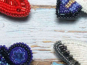 Морские броши — новая коллекция! :). Ярмарка Мастеров - ручная работа, handmade.