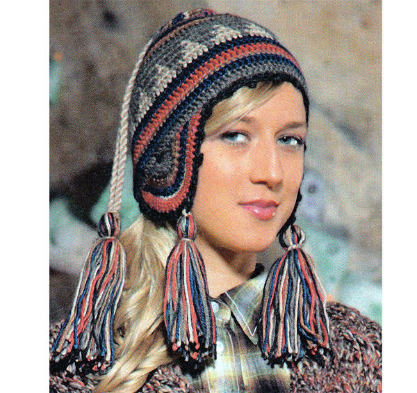 Теплые, интересные и очень необычные: вязаные шапочки с ...