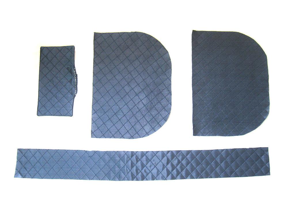 мк сумка текстильная