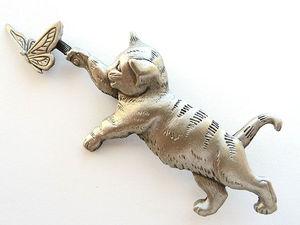 """JJ ( Jonette Jewelry Co) (1935г. — 2006 г.) """"Jonette Jewelry Co. Ярмарка Мастеров - ручная работа, handmade."""