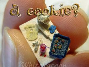 Печенье для диеты &#x3B;). Ярмарка Мастеров - ручная работа, handmade.