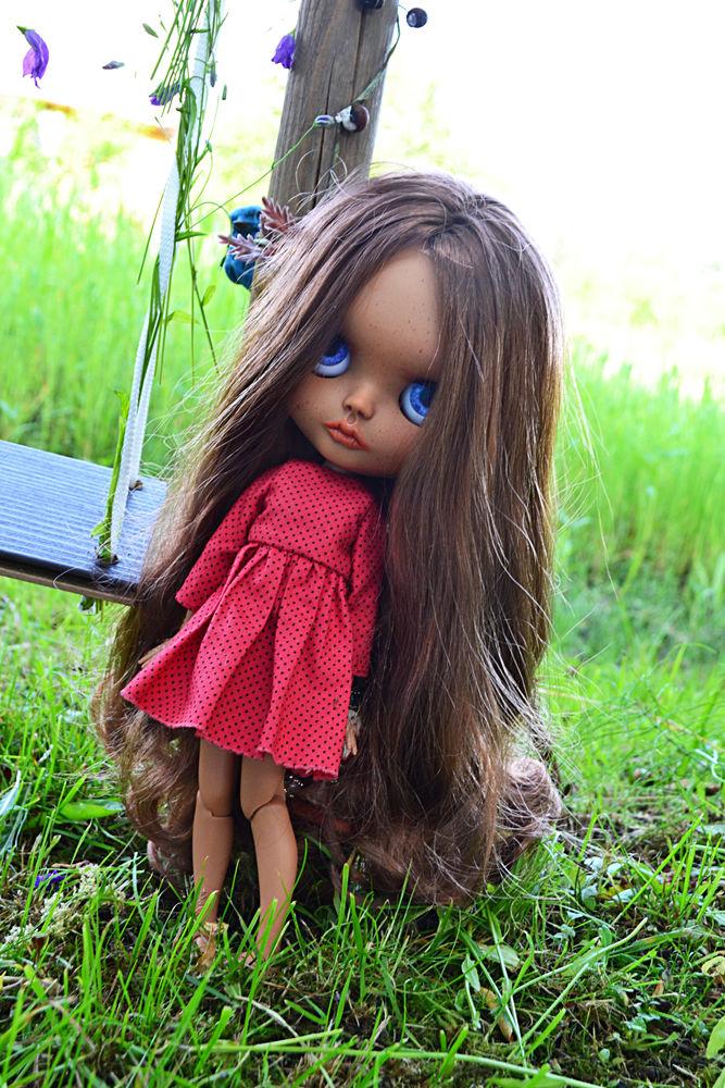 кукла блайз, blythe doll