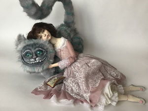 Алиса Лидделл. Мечтая о Стране Чудес. Ярмарка Мастеров - ручная работа, handmade.