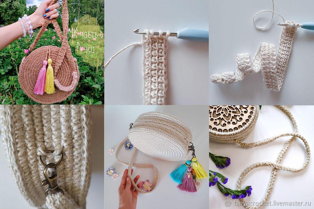 crochet, summer bag