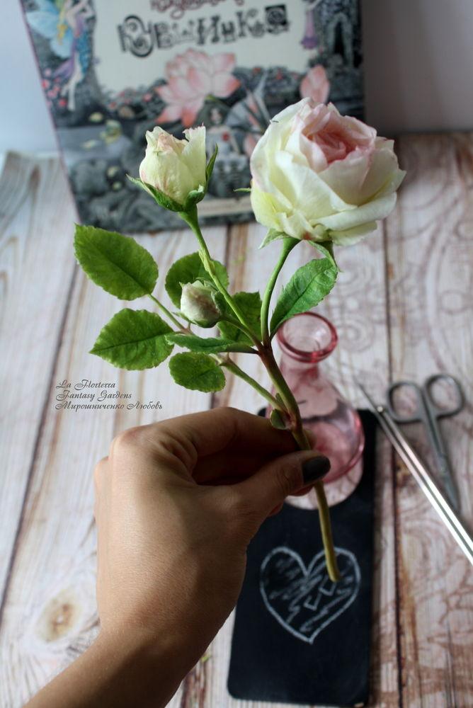 мастер-класс, розы