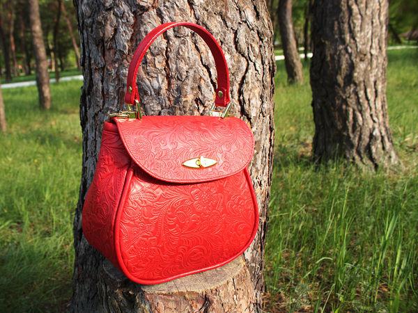 В работе фото сессия сумки Марика | Ярмарка Мастеров - ручная работа, handmade