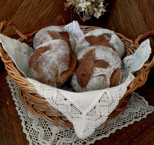 домашний хлеб, рецепт