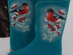 В честь сибирских морозов...... Ярмарка Мастеров - ручная работа, handmade.
