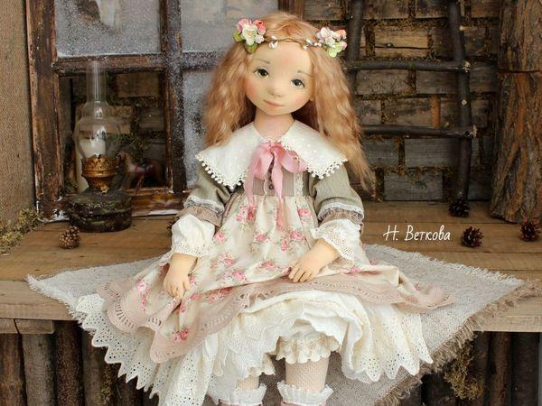 Рождение текстильной куклы: 5 основных этапов | Ярмарка Мастеров - ручная работа, handmade