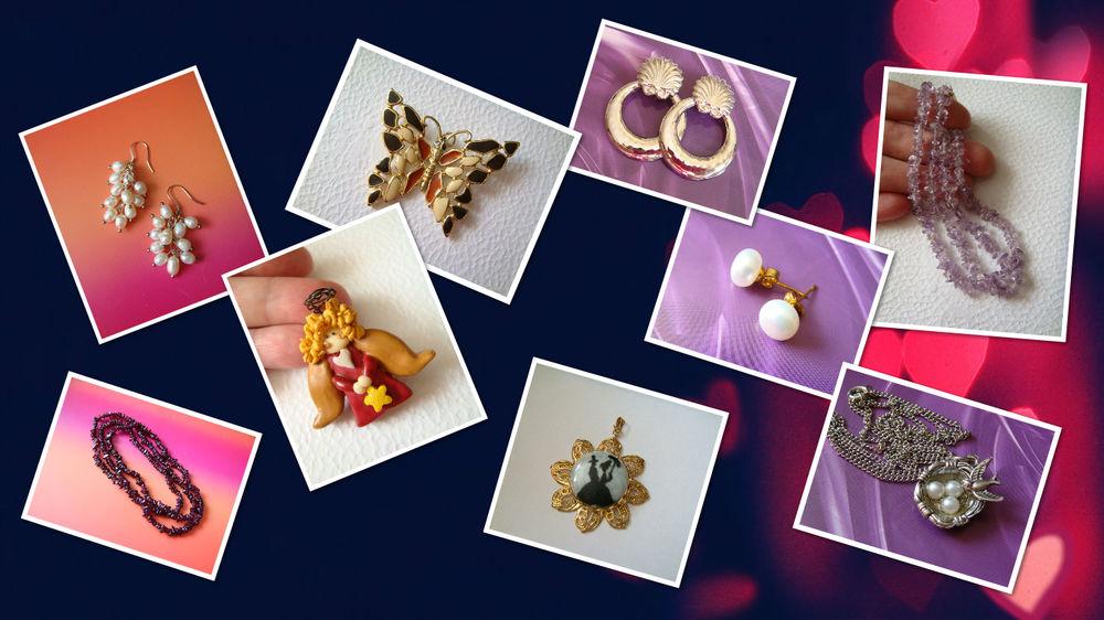 Аукцион винтажных украшений 10-11-12 мая Завершен!, фото № 1