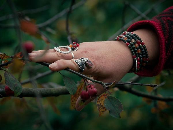 Вспоминая осень. | Ярмарка Мастеров - ручная работа, handmade