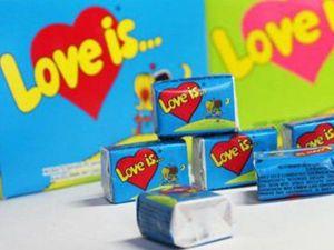 История жвачки Love is. Ярмарка Мастеров - ручная работа, handmade.