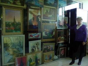Выставка картин на Будапештской-11 | Ярмарка Мастеров - ручная работа, handmade
