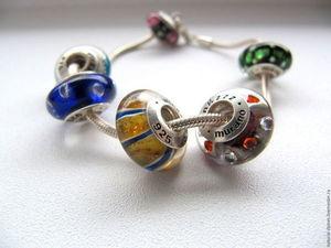 Бусины Муранское стекло (Мурано) Распродажа! | Ярмарка Мастеров - ручная работа, handmade