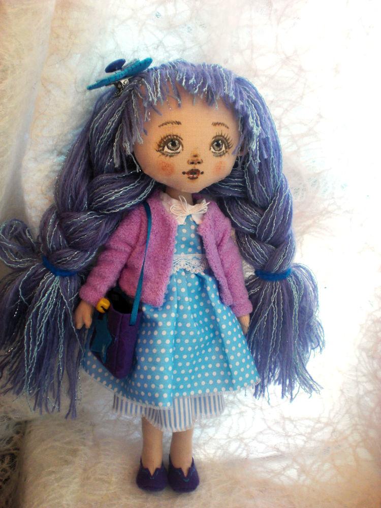 кукла игровая, красивая кукла