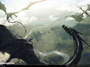 Прекрасные и пугающие, дикие и бесконечно мудрые драконы в картинах современных художников. Ярмарка Мастеров - ручная работа, handmade.