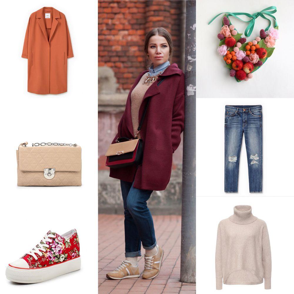 модные образы, советы стилиста, тренд сезона осень
