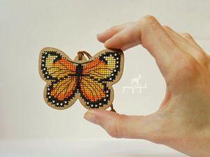 Похвастушки и бабочка))) | Ярмарка Мастеров - ручная работа, handmade