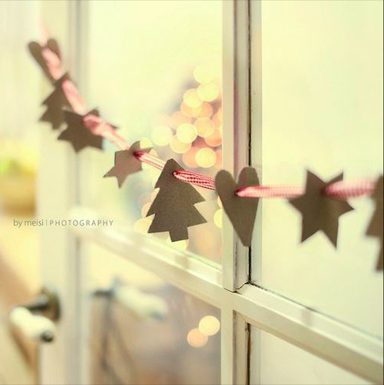 How to Decorate Windows for New Year: 20 Great Ideas, фото № 7