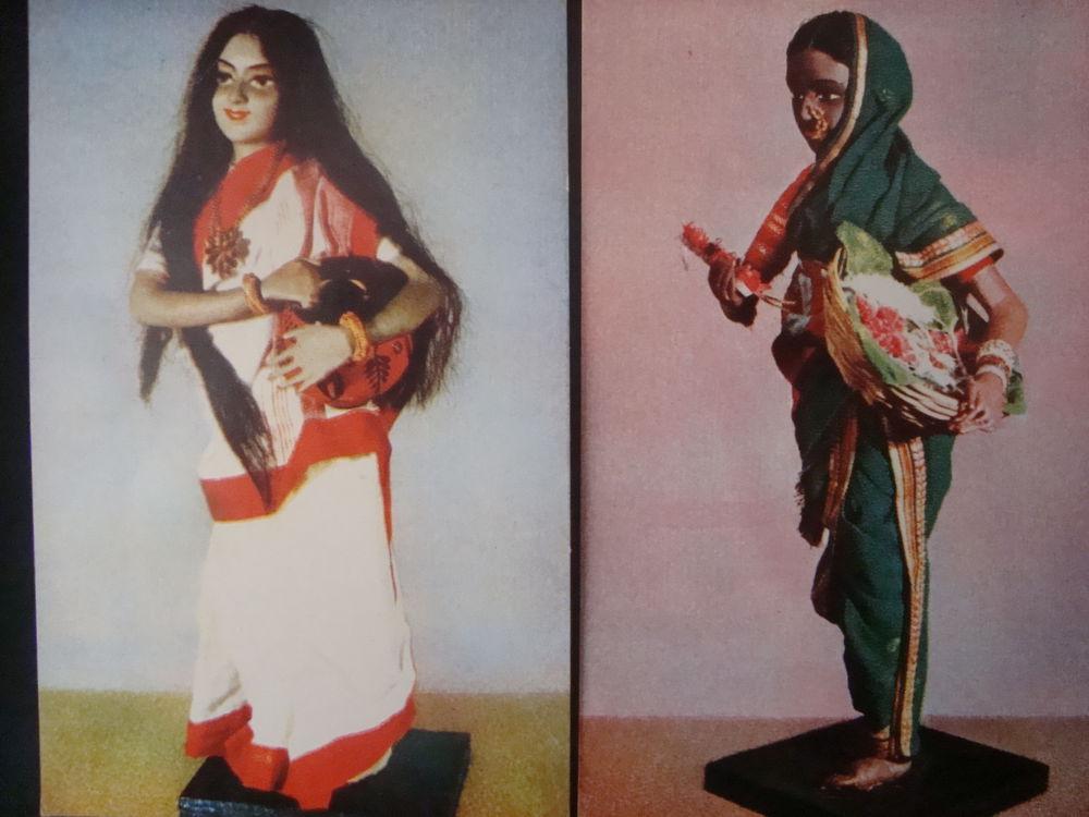 открытки с куклами, купить набор открыток, коллекционные куклы