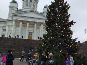 Хельсинки в ожидании Рождества. Фотозарисовка. Ярмарка Мастеров - ручная работа, handmade.