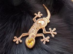 коллекция  ящерок | Ярмарка Мастеров - ручная работа, handmade