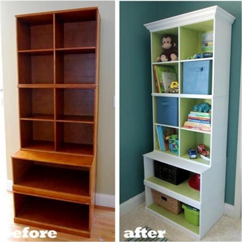 Переделанная мебель, которую действительно можно поставить в квартире, фото № 24