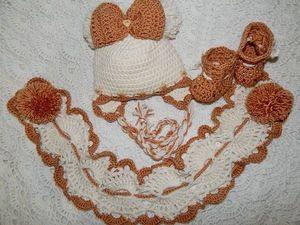 Модные вариации шапочки Мини Маус. Ярмарка Мастеров - ручная работа, handmade.